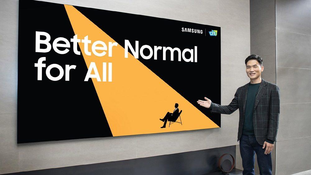 Evenimentul Samsung la CES 2021