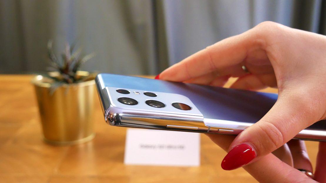Hands-on Samsung Galaxy S21