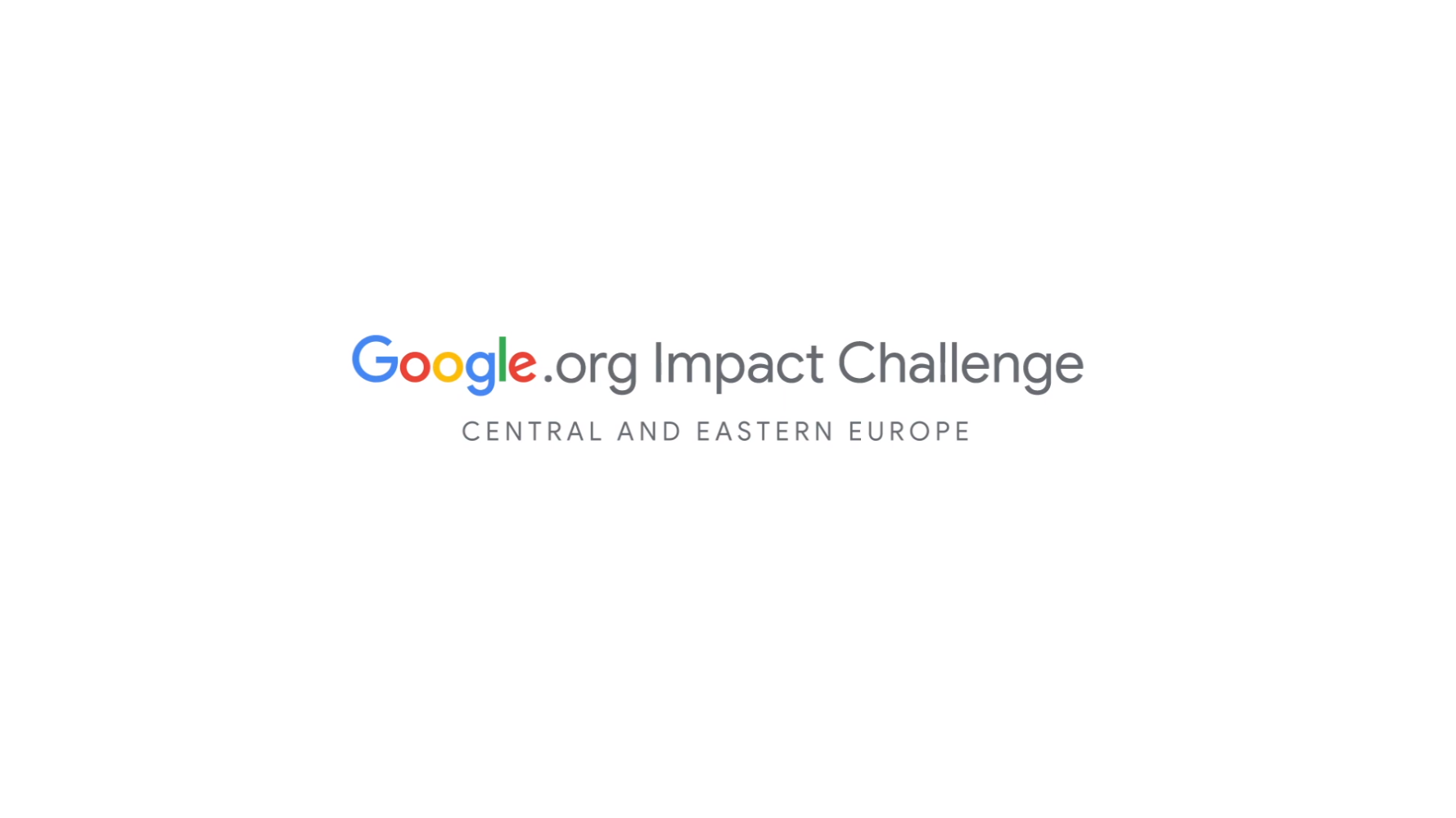 Google lansează competiția Google.org Impact Challenge