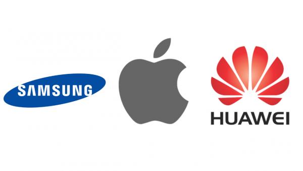 Huawei coboară în clasamentul livrărilor de smartphone-uri