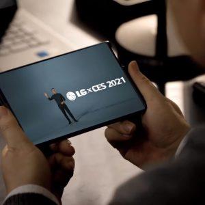 LG ne oferă o imagine asupra viitorului său telefon extensibil