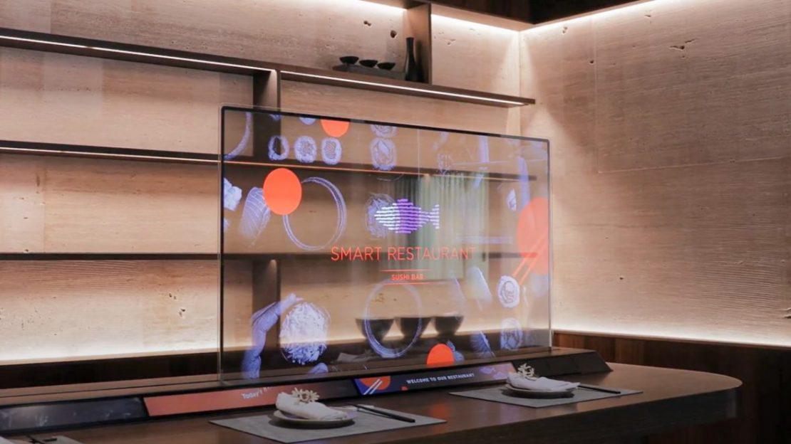 LG are 6 noi inovații de display