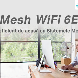 La CES 2021 TP-Link a anunțat noua gamă Wi-Fi 6E