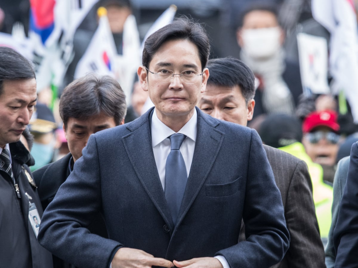 Moștenitorul Samsung Lee Jae-yong va fi închis din nou