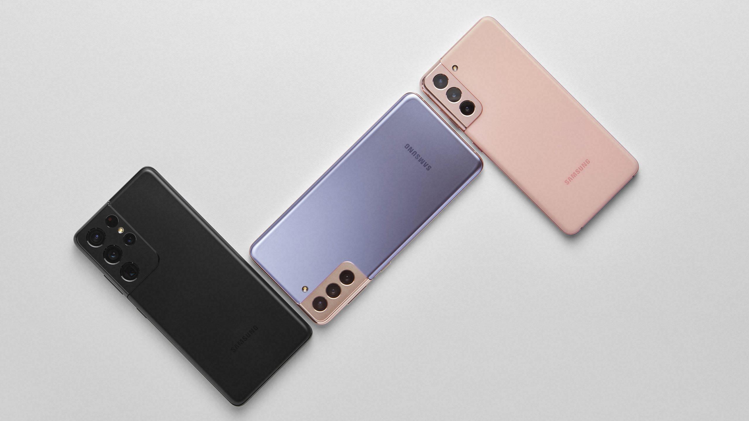 Noua serie Galaxy S21 este disponibilă la Vodafone