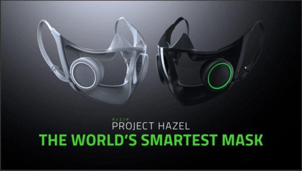 Razer anunță masca N95 cu RGB și proiecție vocală la CES