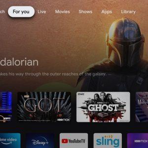 TCL anunță parteneriatul cu Google TV la CES 2021