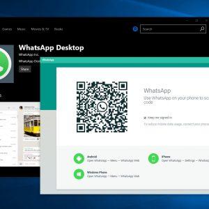 WhatsApp adaugă autentificare biometrică pe desktop