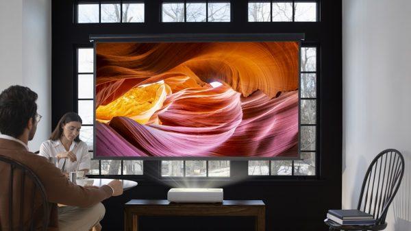 Samsung aduce videoproiectorul The Premiere în România