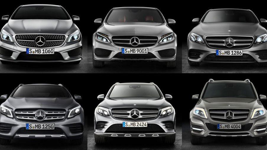 Mercedes recheamă peste un milion de vehicule