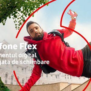 Vodafone lansează Flex