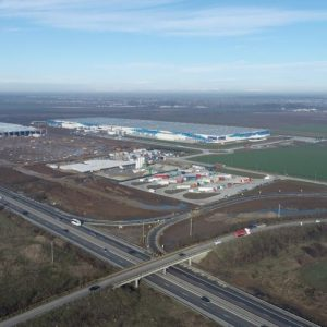 eMAG anunță dezvoltarea unui parc industrial la Joița