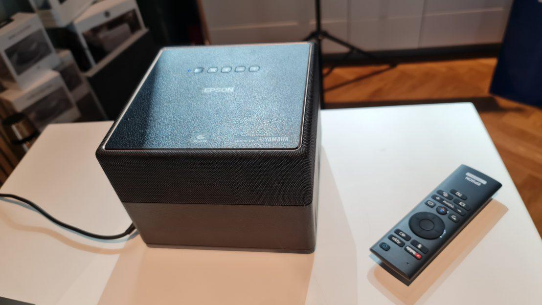 Epson prezintă noi videoproiectoare home cinema