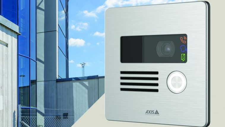 Axis Communications lansează sistemul AXIS I8016-LVE