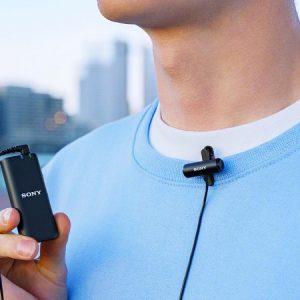 Sony adăugă în portofoliul său două noi microfoane