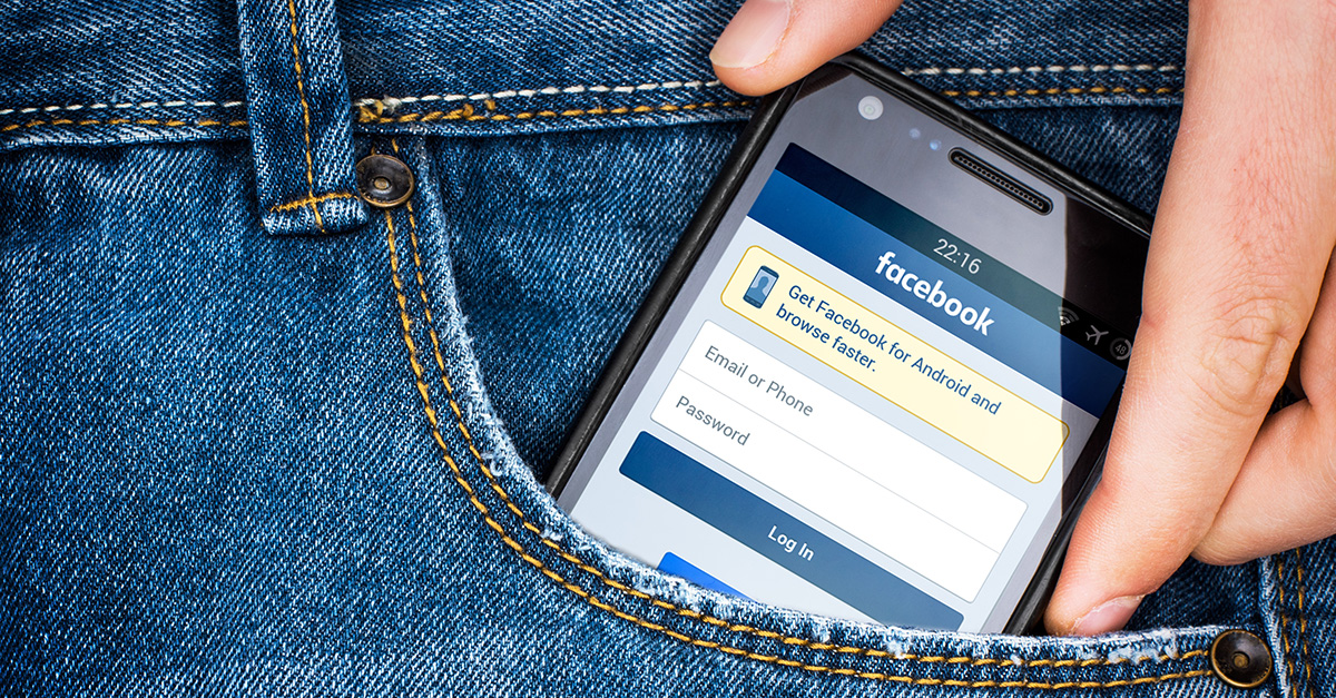 Facebook adaugă chei de securitate pentru Android și iOS