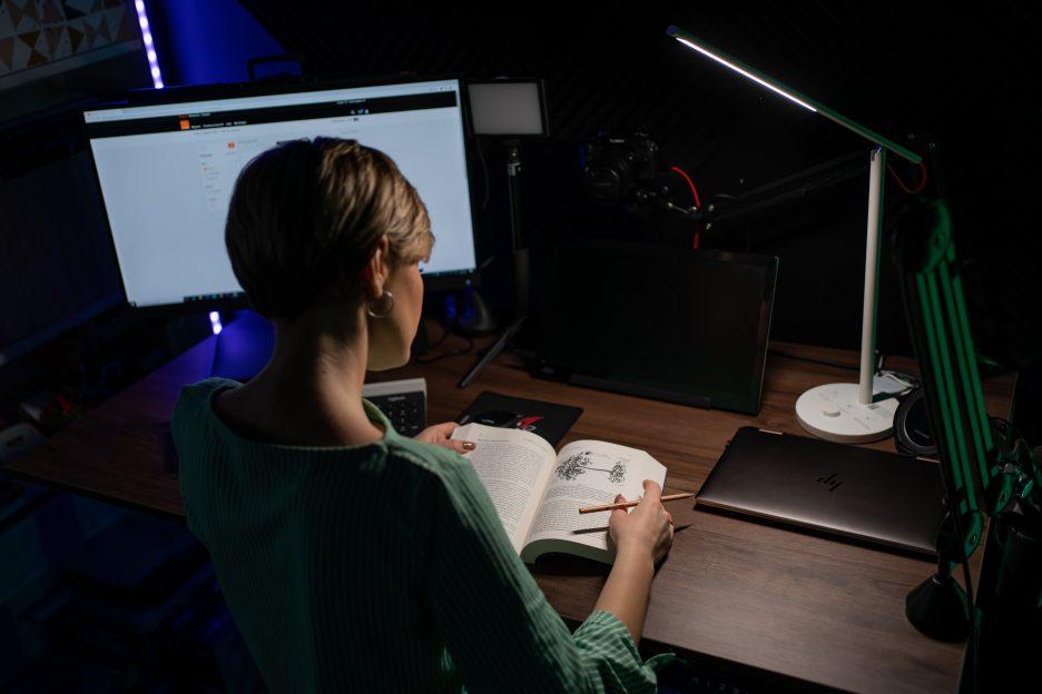 Lampa Xiaomi Mi Led Desk 1S