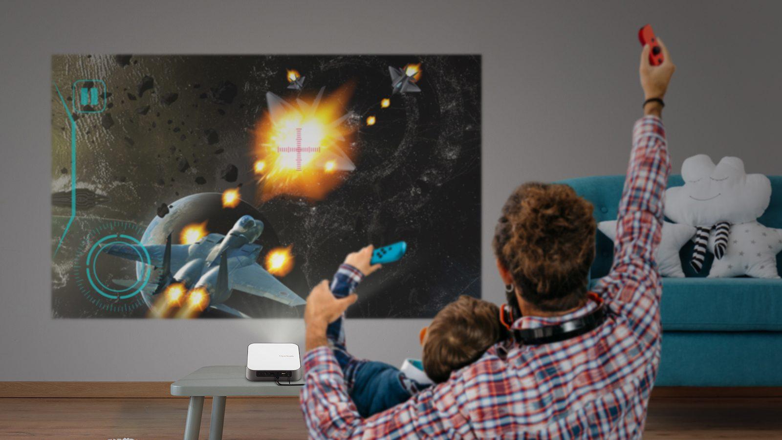 ViewSonic a lansat videoproiectorul M2e