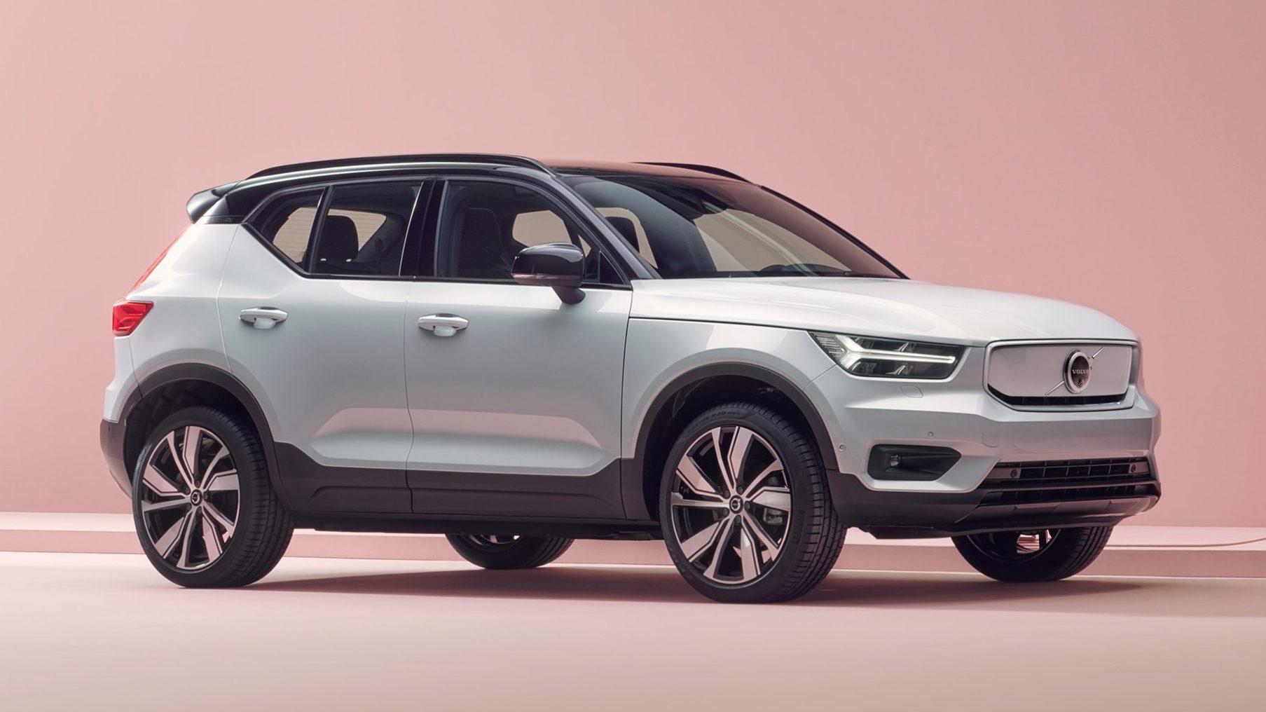 Volvo spune că până în 2030 va vinde doar mașini electrice