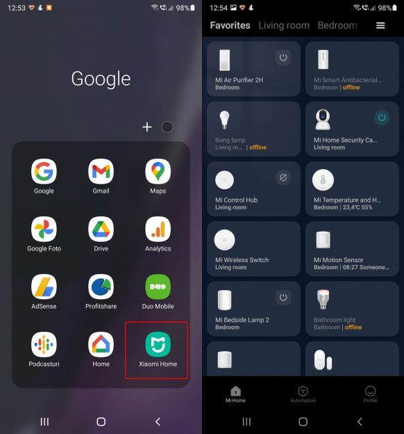 Orange și Xiaomi transformă casa în acasă - Xiaomi Home