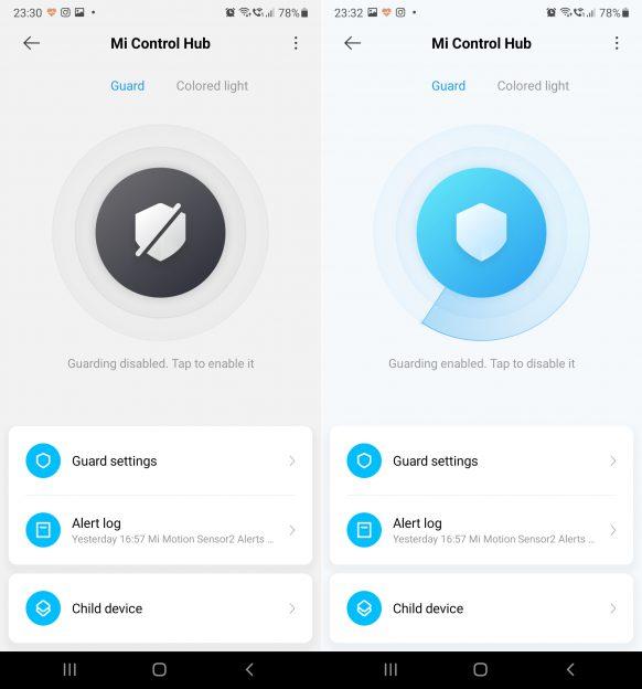 Xiaomi Mi Smart Sensor Set: Armare
