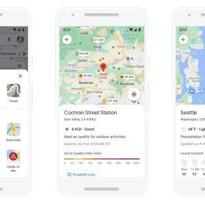 google maps Schimbări ce vor avea loc
