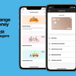 Cardul de credit Orange Money