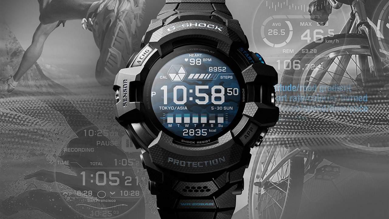 Casio anunță primul ceas inteligent Wear OS G-Shock