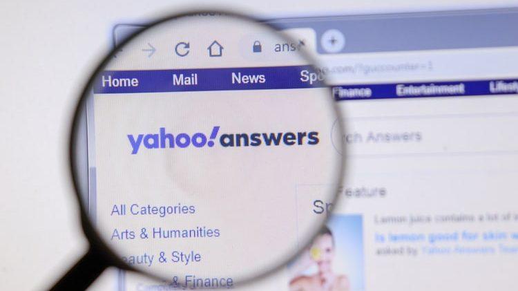 Yahoo Answers va fi închis oficial pe 4 mai