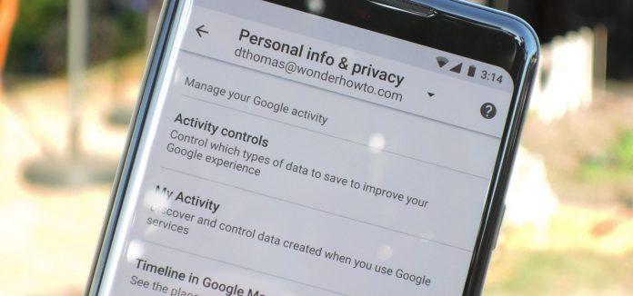 Google a ascuns setările de confidențialitate pe Android