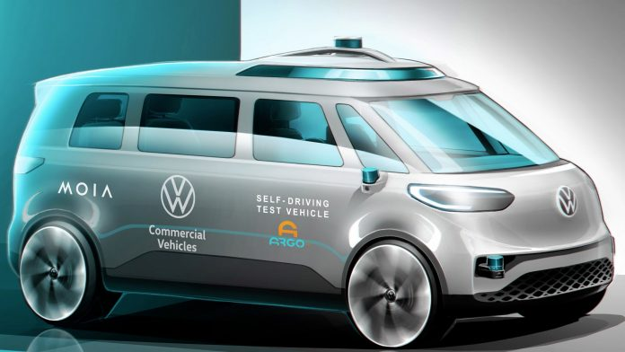 Volkswagen vrea autocare electrice autonome până în 2025