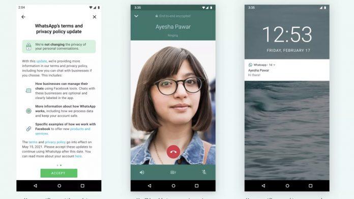 WhatsApp relaxează termenul pentru acceptarea noii politici