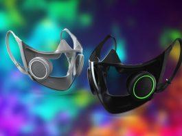 Masca RGB Razer va fi lansată înainte de sfârșitul anului