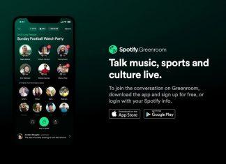 Spotify lansează aplicația Greenroom