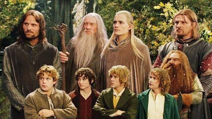 Un film anime Lord of the Rings este în lucru