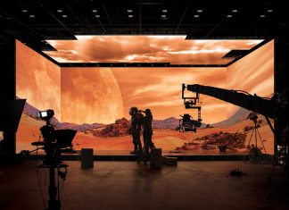 Samsung va construi primul studio virtual de producție