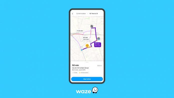 Waze primește o actulizare importantă