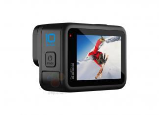 Imagini cu noul GoPro Hero 10 Black au apărut online