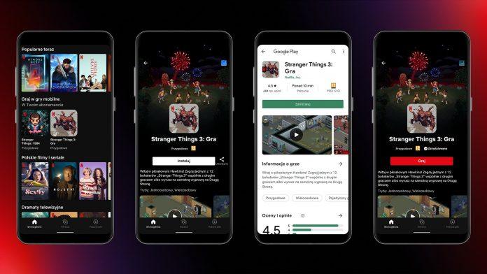 Netflix testează jocuri în aplicația pentru Android