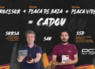 PC Garage relansează campania