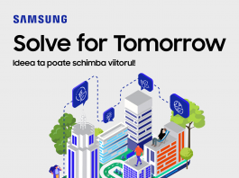 Samsung România lansează competiția națională Solve for Tomorrow