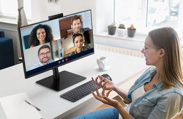 Samsung dezvăluie monitorul Webcam