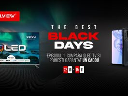 Allview lansează campania Black Days