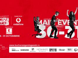 Începe Bucharest Gaming Week 2021