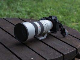 Sony lansează obiectivul FE 70-200mm F2.8 GM OSS II