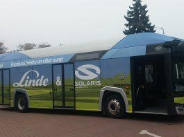 Autobuzul cu hidrogen Solaris este testat în 12 orașe din România