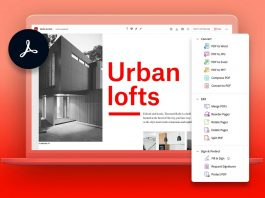 Chrome primește un editor Adobe Acrobat PDF